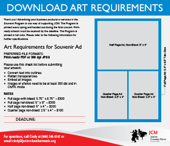 Ad Requirements